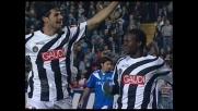 Goal di rapina di Obodo sottoporta, Udinese in vantaggio sull'Empoli