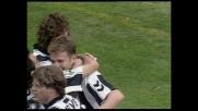 Goal di rapina per Bierhoff contro il Cagliari per la vittoria dell'Udinese