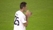 Goal di testa di Klose contro il Cagliari