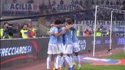 Goal di testa per Klose, il solito falco delle aree di rigore colpisce il Cagliari