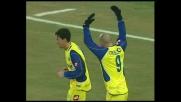 Goal di Tiribocchi, vittoria del Chievo contro il Livorno