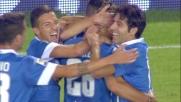 Goal di Tonelli che mette paura al Milan
