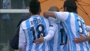 Goal di Weiss su rigore in Pescara-Bologna
