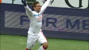 Goal facile di Bergessio in Genoa-Catania