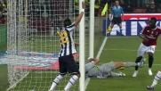 Goal fantasma di Muntari nella sfida scudetto Milan-Juventus