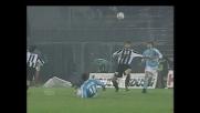 Goal fantastico di Iaquinta alla Lazio