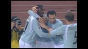 Goal fortunoso di Rocchi, la Lazio colpisce il Siena
