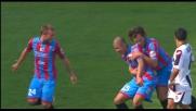 Goal fortunoso per Morimoto, il Catania sorride al Friuli