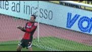 Goal-gioiello su punizione di Adailton: Handanovic resta immobile