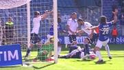 Goal in mischia di De Silvestri per la vittoria della Sampdoria con la Lazio