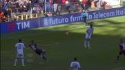 Goal pazzesco di Pavoletti in semi rovesciata ed è poker al Palermo