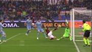 """Goal pazzesco di Totti nel """"derby del selfie"""""""