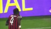 Goal rocambolesco di Muntari che si conferma l'incubo della Juventus