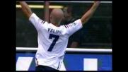 Goal stupendo di Valiani che regala al Bologna la vittoria sul Milan
