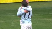 Goal vittoria di Hernanes all'Olimpico contro il Bari