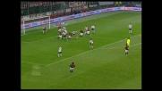 Goal vittoria di Maldini contro il Messina grazie ad un pregevole colpo di testa