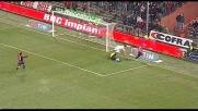 Goal vittoria di Mesto per il Genoa: Fiorentina battuta