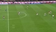 Goal voluto con tutta la forza per Ibrahimovic
