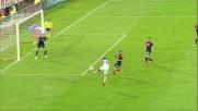 Gobbi sfiora l'eurogoal contro il Cagliari