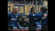Goleada Inter sul Venezia: c'è anche la firma di Baggio