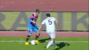 Gomez è inarrestabile nel match Catania-Lazio