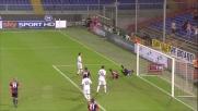 Gomez e Rossi, che errori contro il Genoa! Palo del tedesco e tiro fuori di Pepito