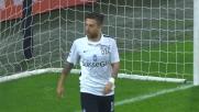 Gomez non sfrutta l'assist di Pinilla a San Siro e calcia fuori