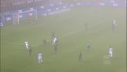 Gomez pericoloso, si avvicina alla porta del Milan senza trovare il goal