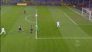 Gonzalo Rodriguez salva sulla linea un goal già fatto per il Genoa