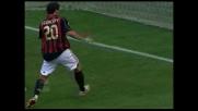 Gourcuff segna il goal che riporta Milan e Udinese in parità