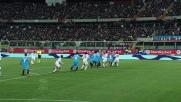 Robinho apre le marcature al Massimino contro il Catania