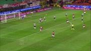 Gran botta di Niang in piena area si stampa sulla traversa dell'Udinese