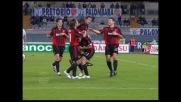 Gran goal al volo di Gilardino: il Milan rifila un superpoker alla Lazio