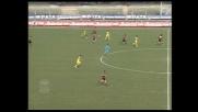 Gran goal di Lucarelli in Chievo-Livorno: amaranto in vantaggio