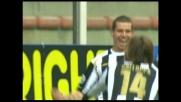 Gran goal di Mario Frick a Marassi per il vantaggio del Siena sul Genoa