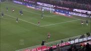 Gran tiro daalla distanza di Seedorf parato da Julio Cesar nel derby