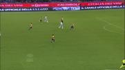 Grande azione personale e traversa di Felipe Anderson contro il Verona
