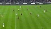 Grande stop al volo di Paul Pogba contro il Milan