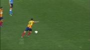Grandissimo goal di Brivio su punizione contro il Genoa