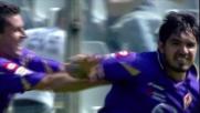 Grandissimo goal di Vargas in Fiorentina-Udinese