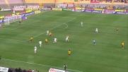 Grossmuller non sbaglia da due passi il goal del 3 a 0 sul Milan