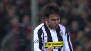 Grygera sfodera un bolide di destro che si insacca contro il Genoa