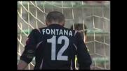 Guizzo di Fontana che nega il goal a Budel!