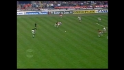 Gullit fallisce una chiara occasione da goal con la Roma
