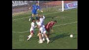 Lucarelli goal! Livorno di nuovo in vantaggio sul Cagliari