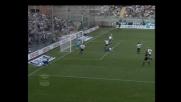 Favalli commette fallo su Bazzani: è calcio di rigore per la Sampdoria