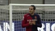 Goal di Larrivey su rigore, il Cagliari pareggia con il Lecce