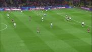 Nocerino porta in vantaggio il Milan contro il Palermo