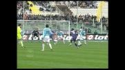 Montolivo spaventa la Lazio: gran destro e palo!