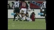 Mano di Maldini, penalty per l'Udinese